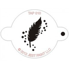 TAP Stencil Feather 010