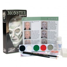 Character Makeup Kit - Skeleton