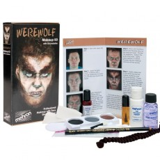 Character Makeup Kit - Werewolf