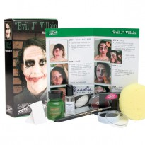 Character Makeup Kit - Evil Villain