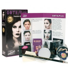 Character Makeup Kit - Goth/Punk PREMIUM