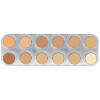 Grimas Creme make-up palette 12V
