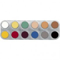 Grimas Creme make-up palette 12L
