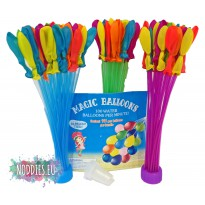 Magic Bunch Waterballonnen  100 sets