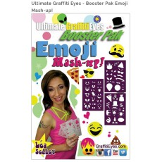 Ultimate Graffiti Eyes - Emoji Mash-Up