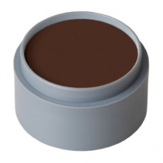 Creme make-up donkerbruin 1001