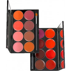 Lip Creme Palette 8 - Night + Day