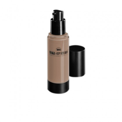 No-Transfer Fluid Foundation - CA2 Light Beige