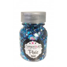 Pixie Paint Glitter - Midnight Blue 30gr.