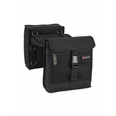 ZUCA Saddlebag Set Black