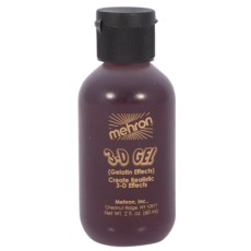 3D Gelatin Gel Blood - 2oz/60ml