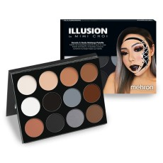 Mehron Illusion Palette by Mimi Choui