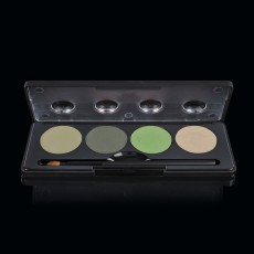 Green Forest - Eyeshadow palet