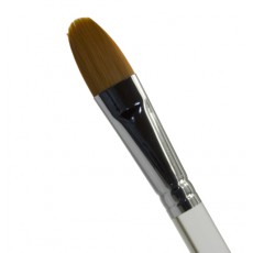 DFX Filbert Brush 8118-12
