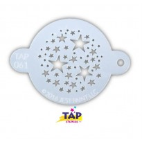 TAP Stencil - Magical Stars 061