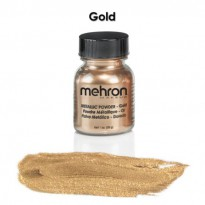 Metallic Powder Gold