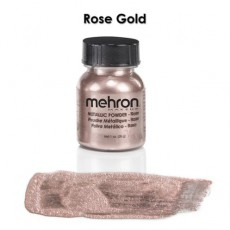 Metallic Powder Rose