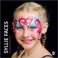 Syllie Faces Boek