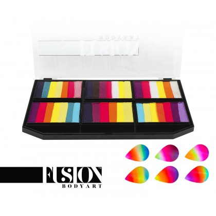 Fusion Petal Palette - Vivid Collection