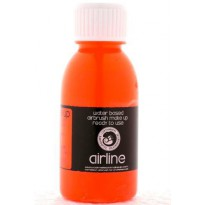 Airline Neon UV Sun Orange 003